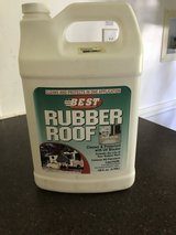 Rubber roof cleaner in Leesville, Louisiana