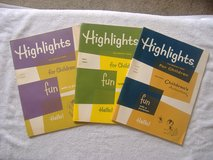 1964 HIGHLIGHTS Magazine Lot *Unused* in 29 Palms, California