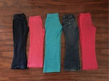 Girls Pants-6/6X/7 in New Lenox, Illinois