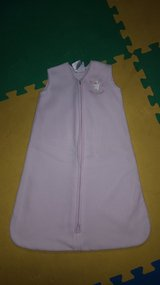 Halo sleepsack wearable blanket pink nb in Plainfield, Illinois