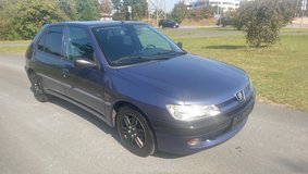 Reduceed! Peugeot 306 automatic 4doors great gas saver in Baumholder, GE
