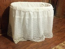 Antique Wicker Bassinet in Fort Knox, Kentucky