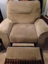 Beige Rocker Recliner in Tinley Park, Illinois