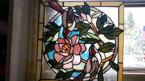 Reduced Stained glass #2 in Alamogordo, New Mexico