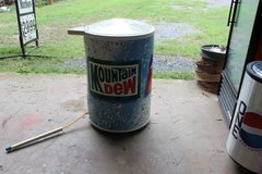 Iceman Mountain Dew Cooler in Leesville, Louisiana