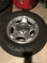 Ford wheels and tires in Bartlett, Illinois