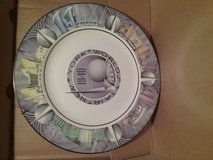 1940 New York Worlds Fair Plate in Glendale Heights, Illinois