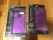 Aluminum iPhone 5 Cases (New in Box) in Okinawa, Japan