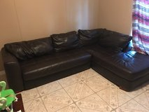 brown sectional in Spring, Texas