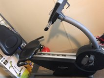 Nordic track exercise bike in Spring, Texas