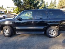 2002 Chevy Tahoe LT in Fort Lewis, Washington