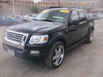2007 FORD EXPLORER SPORT TRAC XLT 4DR 4.6L V8 AUTO 2WD 'LOADED ' ....$8850 in 29 Palms, California