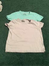 Girls Hanes under shirts/layering, size 4t in Pleasant View, Tennessee