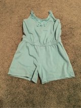 Girls Green Romper, size 5t in Pleasant View, Tennessee