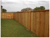 We rebuild all types of fences in CyFair, Texas