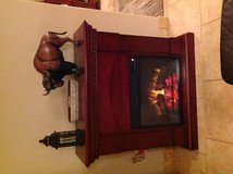 Electric fireplace in Fort Huachuca, Arizona