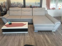 Livingroom couch in Ramstein, Germany