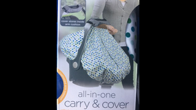 Brand new carseat cover  in box in Honolulu, Hawaii