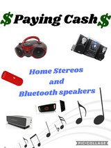 Buying Home stereos and bluetooth speakers in Camp Lejeune, North Carolina
