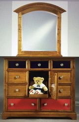 Bureau-dresser with Mirror in Chicago, Illinois