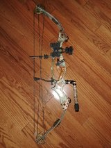Hoyt ProTec Bow with Case and Release in Fort Campbell, Kentucky