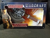 New! Warcraft Axe Of Durotan in Fort Campbell, Kentucky
