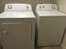 washer and dryer in Cleveland, Ohio