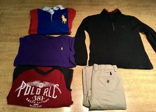 Size 6 Boys Ralph Lauren Lot in Stuttgart, GE