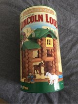 lincoln logs in Columbus, Georgia