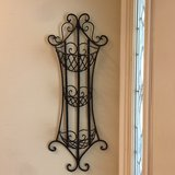 3 Tier Metal Wall Basket in Bolingbrook, Illinois