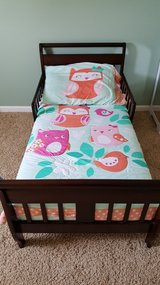 Toddler bed & mattress in Morris, Illinois