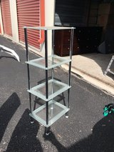 Glass Stand in Fort Carson, Colorado