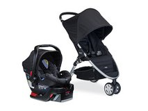 S04144500 - Britax B-Agile 3 & B-Safe 35 Travel System - New in Moody AFB, Georgia