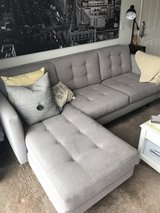 Gray Couch in Camp Pendleton, California