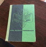 Vintage Girl Scout Handbook in Naperville, Illinois