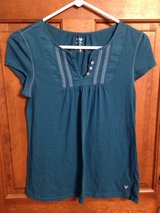 Teal Short Sleeve by Am. Eagle Outfitters - s/p in Naperville, Illinois
