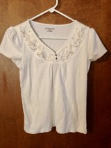 White Short Sleeve by St. John's Bay - S/CH in Naperville, Illinois