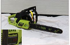 """POULAN model 2025 20"""" CHAINSAW in The Woodlands, Texas"""