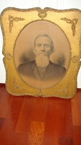Antique Frame with photograph in Fort Rucker, Alabama