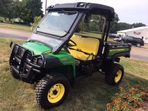 2014 John Deere Gator XUV 625i in Bellaire, Texas
