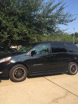 2008 Toyota Sienna Ramp Van - option to take over payments no credit check in Kingwood, Texas