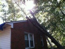 WIND / STORM DAMAGE / TREE /DEBRIS REMOVAL in Cary, North Carolina