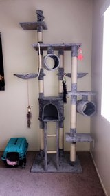 7 Ft Cat Castle in Camp Pendleton, California