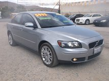 2007 VOLVO S40 5CLY TRUBO AUTOMATIC ' FULLY LOADED '.........$5995 in Yucca Valley, California