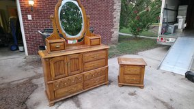Dresser And Night Stand! in Warner Robins, Georgia