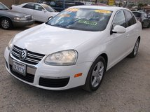 "2008 VOLKSWEGAN JETTA 2.5L AUTO/STICK '103K MILES ONLY "" 29MPG HWY .....$5995 in 29 Palms, California"
