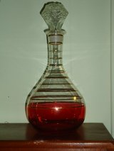 "vintage decanter 11.5""H in Bolingbrook, Illinois"