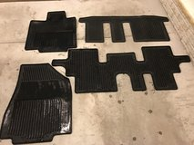 All Season Floor Mats.  Set of 4. in Anchorage, Alaska