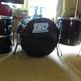 TKO  percussion drums set Vintage or b/o in Fort Belvoir, Virginia