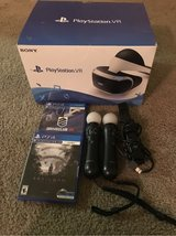 PlayStation VR in Fort Irwin, California